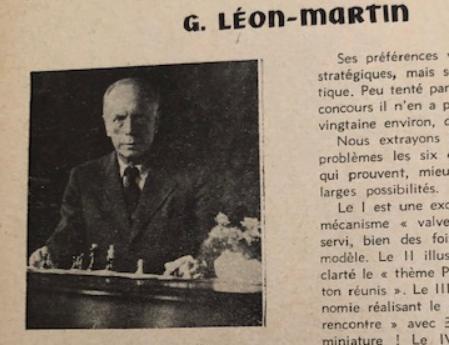 G leon martin