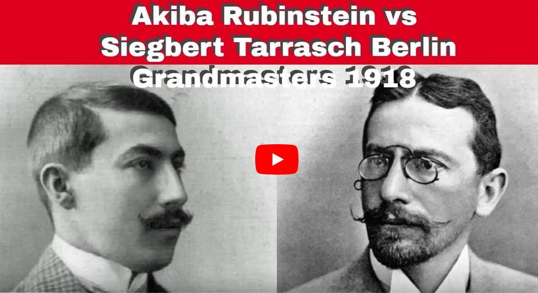 Rubinstein tarrasch