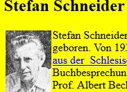 Schneider st